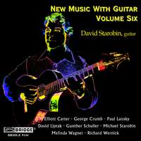 New Music with Guitar Volume 6