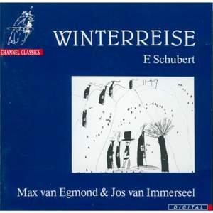Schubert: Winterreise D911 Product Image