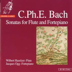 Sonatas for Flute and Fortepiano Product Image