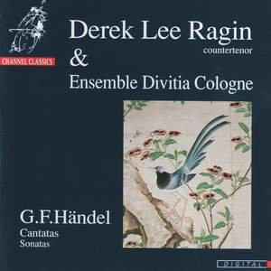 Handel - Sonatas and Cantatas Product Image