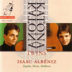 Katona Twins - Albéniz