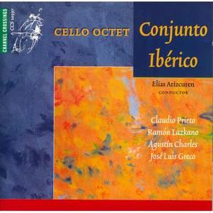 Prieto, Lazkano, Charles & Greco: Works for cello octet