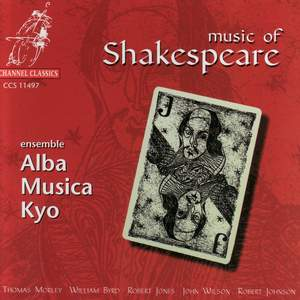 The Music of Shakespeare