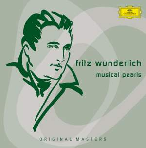 The Art of Fritz Wunderlich - Musical Pearls Product Image