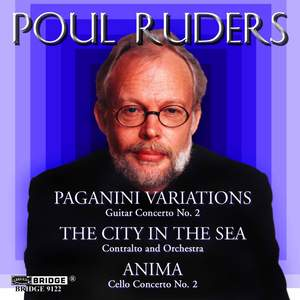 The Music of Poul Ruders, Volume 3