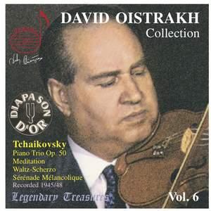 David Oistrakh Collection Volume 6