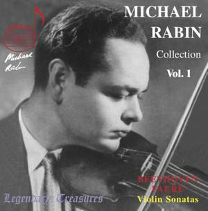 The Michael Rabin Collection, Volume 1