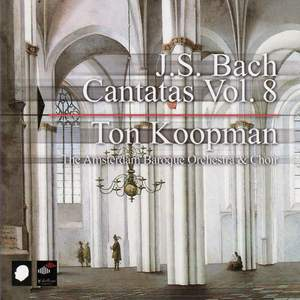 J S Bach - Complete Cantatas Volume 8
