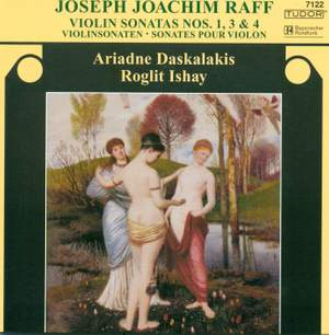 Raff - Violin Sonatas