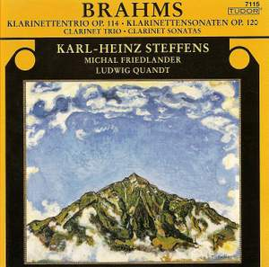 Brahms - Clarinet Works