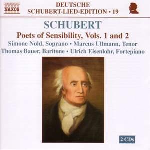 Volume 19 - Poets of Sensibility Volumes 1 & 2