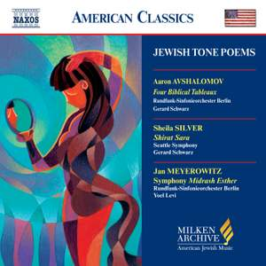 American Classics - Jewish Tone Poems Product Image