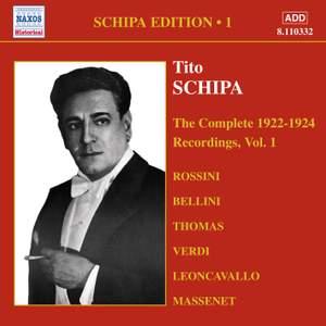 Schipa Edition 1
