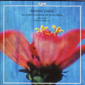 Vivaldi - Six Violin Concertos for Anna Maria