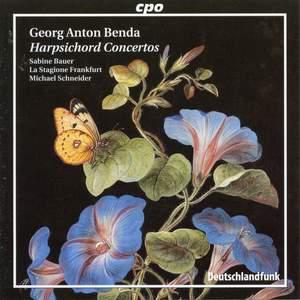 Georg Anton Benda - Harpsichord Concertos