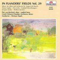 In Flanders Fields Volume 29 - Belgian music for oboe and orchestra