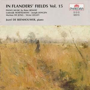 In Flanders Fields Volume 15 - Belgian Piano Music