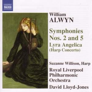 Alwyn: Symphony No. 2, etc.