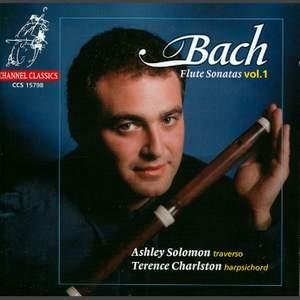 Bach, Flute Sonatas Vol. 1