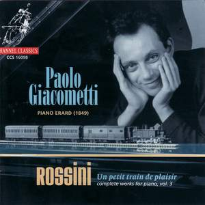 Rossini - Complete Works for Piano Volume 3