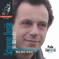 Schumann & Dvorak: Piano Concertos