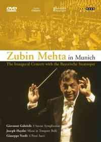 Zubin Mehta in Munich