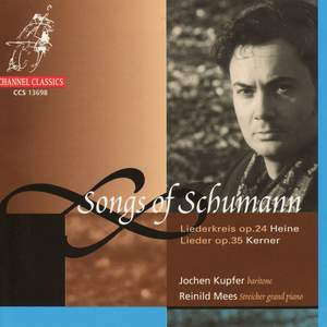 Songs of Robert Schumann