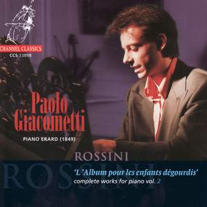Rossini - Complete Works for Piano Volume 2