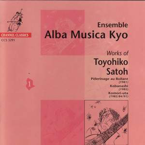 Works of Toyohiko Satoh Vol. 1
