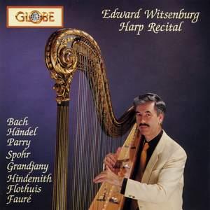 Edward Witsenburg: Harp Recital