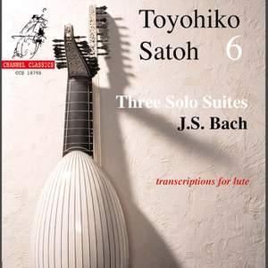 Three Solo Suites