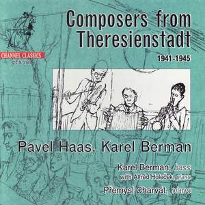 Composers from Theresienstadt 1941-1945