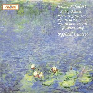 Franz Schubert - String Quartets