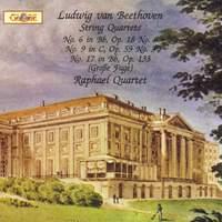 Ludwig van Beethoven - String Quartets