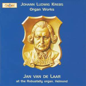 Johann Ludwig Krebs - Organ Works Product Image