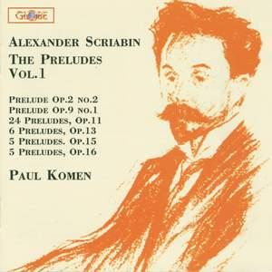 Alexander Scriabin - The Preludes