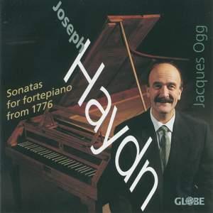 Joseph Haydn - Sonatas for Fortepiano from 1776