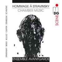 Hommage à Stravinsky