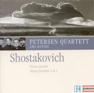 Shostakovich - String Quartets Nos. 1 & 4
