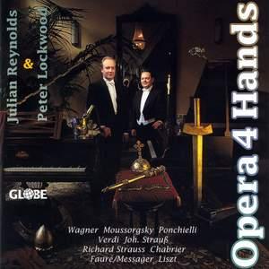 Opera 4 Hands, Vol. 1