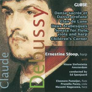 Claude Debussy - Harp Works