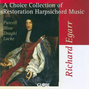 Restoration Harpsichord Music