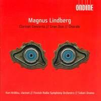 Lindberg: Clarinet Concerto & Orchestral Works