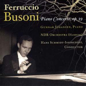 Busoni: Piano Concerto in C major, Op. 39