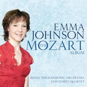 Emma Johnson - The Mozart Album