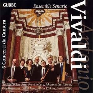 Antonio Vivaldi - 6 Concerti da Camera