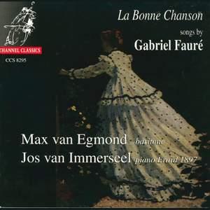 Fauré: Chanson du pêcheur Op. 4 No. 1, etc. Product Image