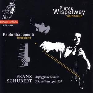 Schubert: Works for Cello and Piano