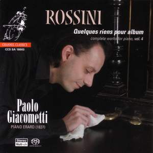 Rossini: Complete Works for Piano Vol. 4