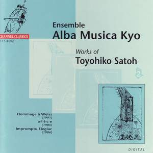 Works of Toyohiko Satoh 2